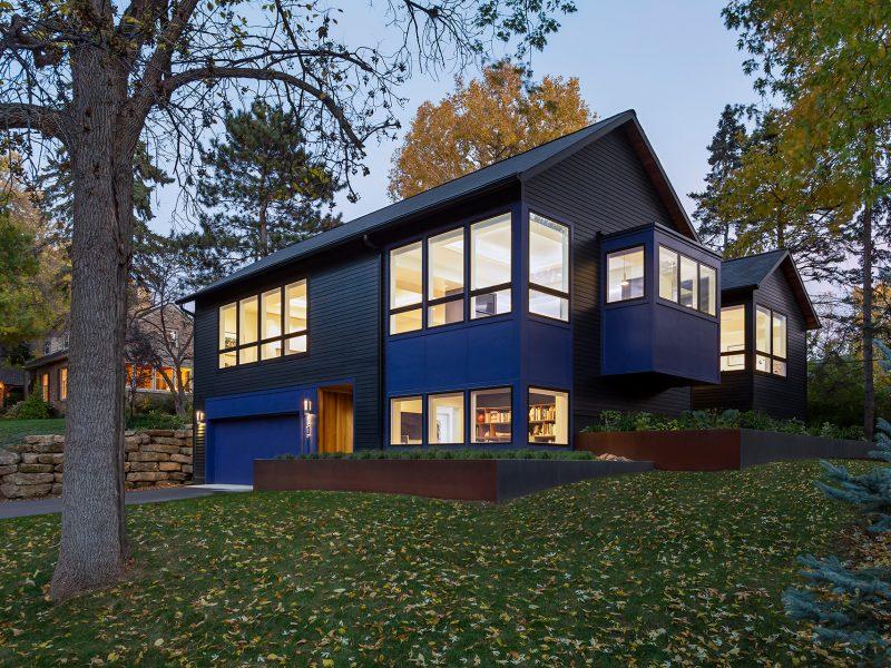 Broughton Residence Elevation
