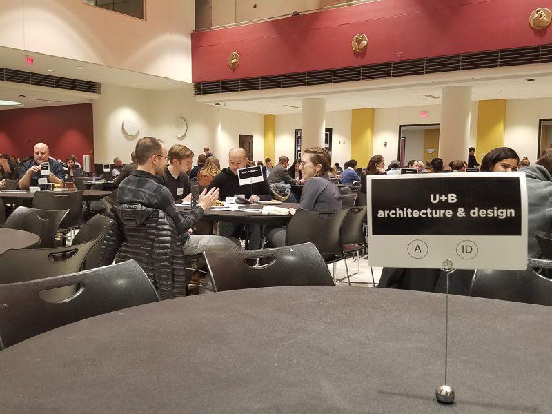 UMN Portfolio Event 2020